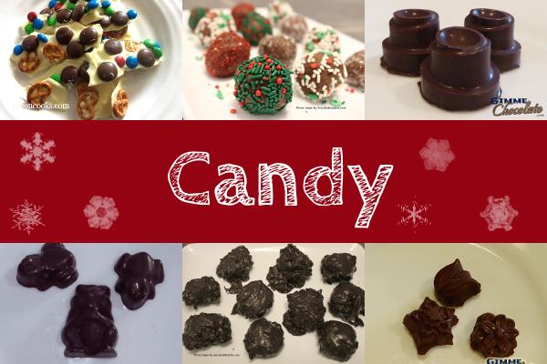 Roundup Christmas Candy