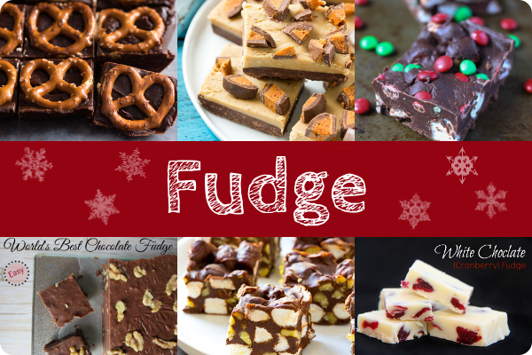 Roundup Christmas Fudge